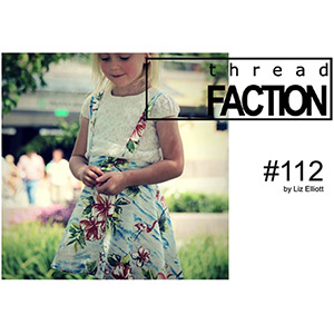 Thread Faction Grow With Me Suspender Skirt Sewing Pattern