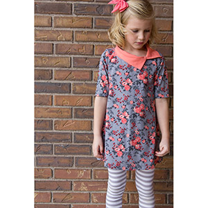 Love Notions Li\'l LDT for Girls Sewing Pattern