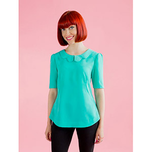 Tilly and the Buttons Orla Shift Top Sewing Pattern