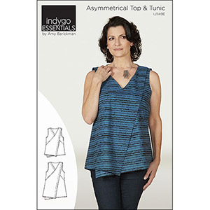 Indygo Junction Asymmetrical Top & Tunic Sewing Pattern