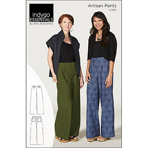 Indygo Junction Artisan Pants Sewing Pattern