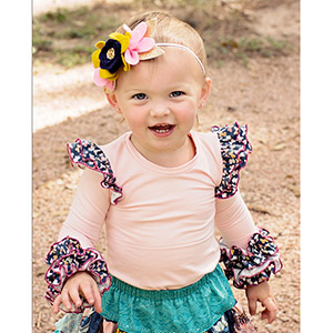 Petite Stitchery & Co Baby Sapphire Shirt Sewing Pattern