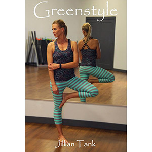 Greenstyle Jillian Tank Sewing Pattern