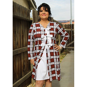 Greenstyle Sybil Robe Sewing Pattern