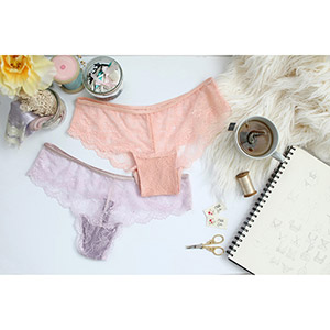 Ohhh Lulu the Ultimate Lace Panties Sewing Pattern