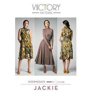 Victory Patterns Jackie Dress Sewing Pattern