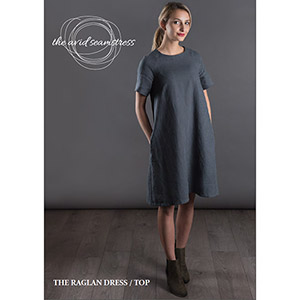 The Avid Seamstress Raglan Top and Dress Sewing Pattern