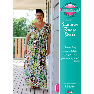 Pattern Emporium Summer Breeze Dress Sewing Pattern