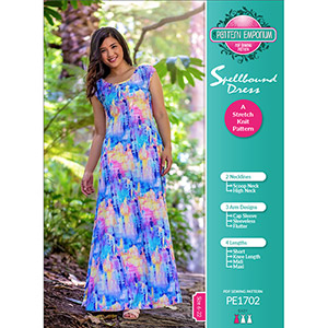 Pattern Emporium Spellbound Dress Sewing Pattern