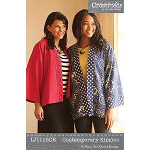 Indygo Junction Contemporary Kimono Sewing Pattern
