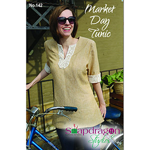 Snapdragon Studios Market Day Tunic Sewing Pattern