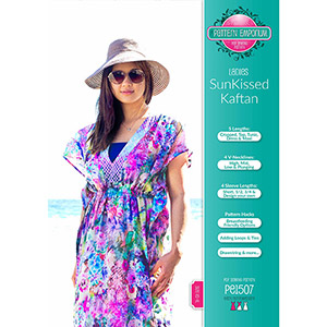 Pattern Emporium Ladies Kaftan Sewing Pattern