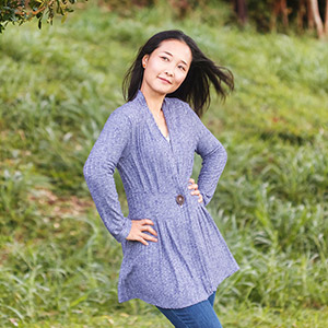 Itch to Stitch Paro Cardigan Sewing Pattern