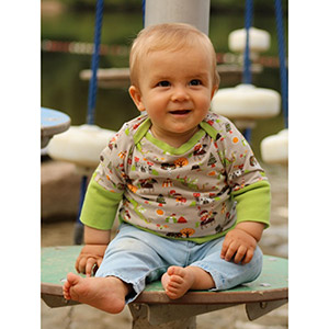 Zierstoff Patterns Infant Ellias Top Sewing Pattern
