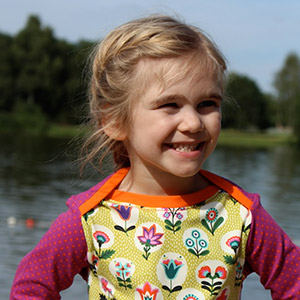 Zierstoff Patterns Toddler Ellias Top Sewing Pattern