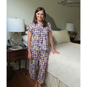 Indygo Junction Slumber Party PJ\'s Sewing Pattern
