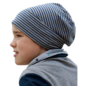 Zierstoff Patterns Infant and Childrens Daniel Beanie Sewing Pattern
