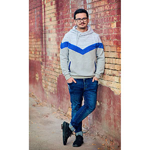 New Horizons Designs Mens Revolution Hoodie Sewing Pattern