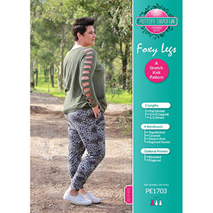 Pattern Emporium Foxy Legs Sewing Pattern