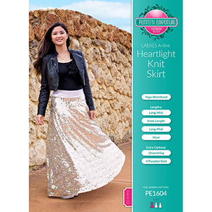 Pattern Emporium Heartlight Skirt Sewing Pattern