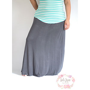 Laela Jeyne Rose Circle Skirt Sewing Pattern