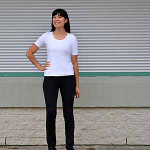 DG Patterns Clara T-Shirt Set Sewing Pattern