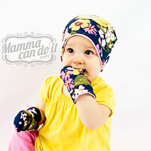 4541469c58f Mamma Can Do It Slouchy Beanie Sewing Pattern - Girl Charlee