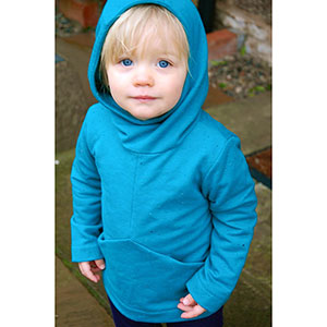 Two Stitches Charlie Hoodie and Tunic Sewing Pattern