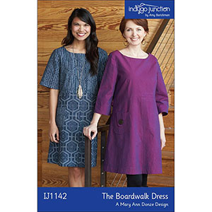 Indygo Junction Boardwalk Dress Sewing Pattern