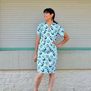 DG Patterns Abigail Top and Dress Sewing Pattern