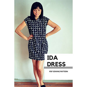 DG Patterns Ida Dress Sewing Pattern