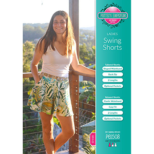 Pattern Emporium Swing Shorts Sewing Pattern