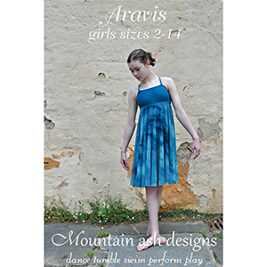Mountain Ash Designs Aravis Sewing Pattern