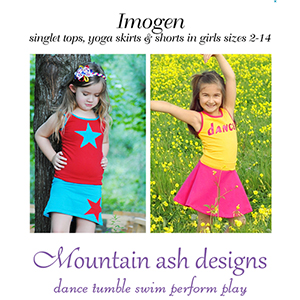 Mountain Ash Designs Imogen Sewing Pattern