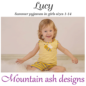 Mountain Ash Designs Lucy Sewing Pattern