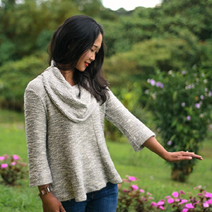 Itch to Stitch Bellavista Top Sewing Pattern