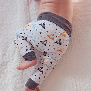 Sew Knit Love Little Leggings Sewing Pattern