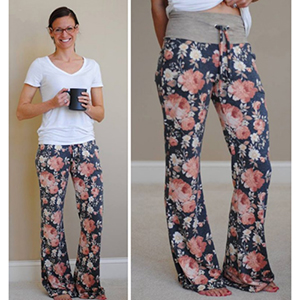 New Horizons Designs Portlander Pants Sewing Pattern