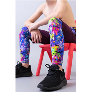 Rain City Pattern Co. Lafayette Ave Leggings Sewing Pattern