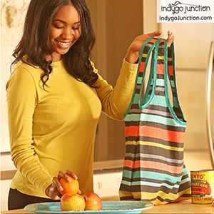 Indygo Junction Take to Market Bags Sewing Pattern