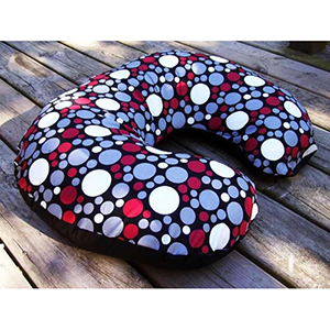 Mamma Can Do It Nursing Pillow and Cover Sewing Pattern