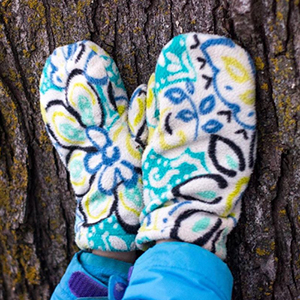 Mamma Can Do It Mittens Sewing Pattern