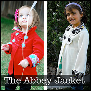Shwin Designs The Abbey Jacket Sewing Pattern