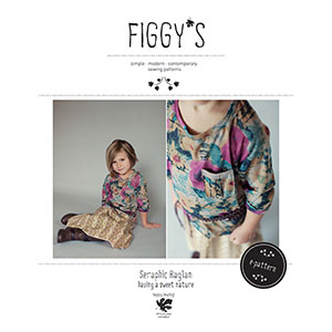 Figgy\'s Seraphic Raglan Tween Sizes Sewing Pattern