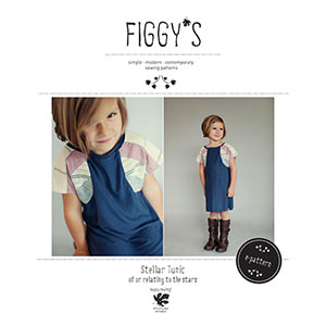Figgy\'s Stellar Tunic Sewing Pattern