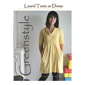 Greenstyle Women\'s Laurel Tunic or Dress Sewing Pattern