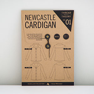 Thread Theory Designs Newcastle Cardigan Sewing Pattern