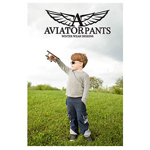 Winter Wear Designs Children\'s Aviator Pants Sewing Pattern
