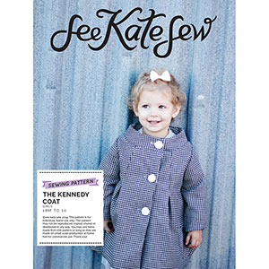 See Kate Sew Kennedy Coat Sewing Pattern