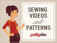 Pattydoo Sewing Patterns and Tutorials